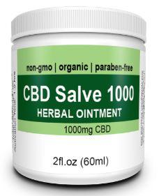 CBD Salve with misleading dosage